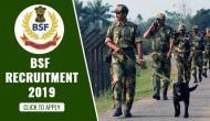 BSF में हेड कांस्टेबल बनने का शानदार मौका, 12वीं पास है आवेदन की योग्यता
