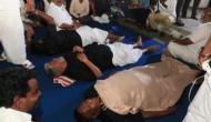 अब पुडुचेरी में शुरू हुई अहम की जंग, LG किरण बेदी से विवाद के बाद सड़क पर सो गए CM नारायणसामी