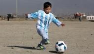 सात साल के बच्चे ने उड़ाई तालिबानी आतंकवादियों की नींद, उठाना चाहता है दिल दहला देने वाला कदम
