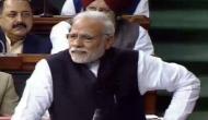 राहुल पर PM मोदी का तंज- कहा, '5 साल शांति से गुजर गए और कोई भूचाल नहीं आया'
