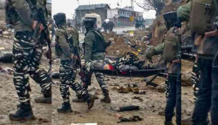 Image result for pulwama attack people sad