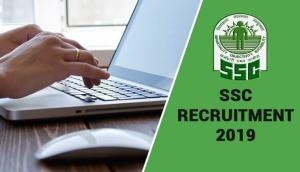 SSC CHSL Recruitment 2019: Only one week left to apply various posts available at ssc.nic.in; know salary structure