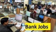 बैंक क्लर्क बनने का सुनहरा मौका, ग्रेजुएट जल्द करें अप्लाई, अंतिम तारीख नजदीक