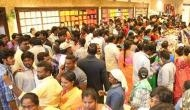 Shocking! Hyderabad mall puts sarees on sale for Rs 10 only; witnesses stampede-like situation, several injured