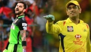 IPL में चेन्नई सुपर किंग्स के शेर धोनी के नाम पर दर्ज हैं बड़े रिकॉर्ड, RCB कप्तान कोहली के लिए हो सकती है बड़ी चुनौती
