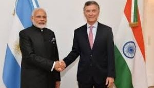 India, Argentina sign memorandum of understanding (MoU) for co-operation in nuclear energy