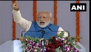 PM Modi in Varanasi: 'It is sad that Vande Bharat express is being targeted, it's an insult of engineers'