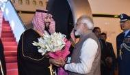 पाकिस्तान में 20 बिलियन डॉलर का निवेश करने के बाद भारत पहुंचे सऊदी प्रिंस सलमान