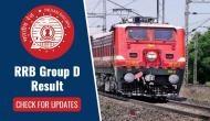 RRB Group D Result 2018: आज आ सकता है ग्रुप डी का रिजल्ट, ऐसे करें चेक