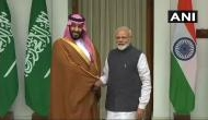 Terrorism common concern with India, says Saudi crown prince Mohammed Bin Salman