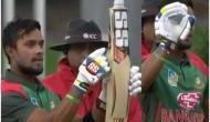 शतक लगाने के बाद इस बल्लेबाज ने की विराट कोहली की नकल, इसके बाद भी हार गई टीम