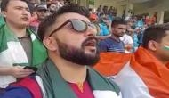 Pakistani fan Adil Taj who sang Indian anthem during Asia Cup has this to say about Indo-Pak World Cup clash; see video
