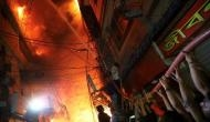 Bangladesh: At least 56 killed after fire breaks out at chemical warehouse; see visuals