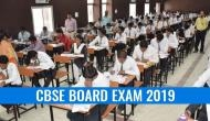CBSE Board Exams 2019: Students start online petitions for lengthy paper and demand for lenient marking