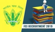 FCI Exam Date 2019: Exam dates for for 4103 posts released; click to know test pattern and admit card details
