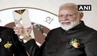 PM मोदी को दक्षिण कोरिया में किया सम्मानित, मिला शांति सियोल पुरस्कार