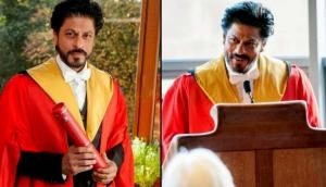 Government denies Jamia Millia Islamia's request to honour Shah Rukh Khan with a doctorate degree for surprising reason