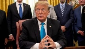 US House impeaches Donald Trump for abuse of power, obstructing Congress