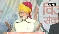PM मोदी ने कहा- हमारी लड़ाई कश्मीर के लिए, कश्मीरी लोगों के खिलाफ नहीं