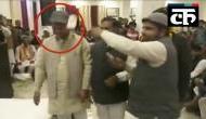 Video: पुलवामा शहीदों की श्रद्धांजलि के मौके पर कांग्रेस नेताओं की बेशर्मी, किया डांस उड़ाए नोट