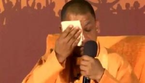 Watch: Yogi Adityanath gets emotional when student asks him about Pulwama attack