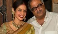 Sridevi Death Anniversary: Husband Boney Kapoor auctions Sridevi's saree to donate money in NGO