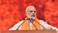 At Gandhi Peace Prize event, PM makes indirect reference to air strikes