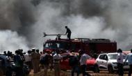 लगातार दूसरे दिन धुएं से घिरे कोच्चि के इलाके, लोगों की थमी सांसे