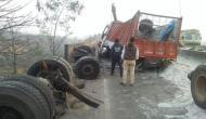 5 killed, 28 injured in collision of trucks in Nashik