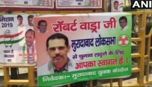 UP मेंं बढ़ी सियासी हलचल, गांधी परिवार के दामाद यहां से लड़ सकते हैं लोकसभा चुनाव