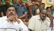 'Missed CM's post thrice because I'm Dalit,' says Karnataka Dy CM G Parameshwara