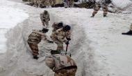 हिमस्खलन में लापता हुए 5 जवानों की तलाश अभियान फिर से शुरू