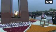 सेना के लिए सबसे बड़ा दिन, PM मोदी ने देश को समर्पित किया पहला राष्ट्रीय युद्ध स्मारक