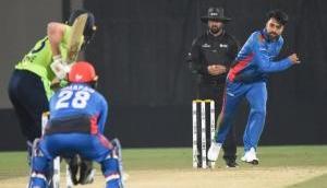 AFG vs IRE: मैदान पर फिर दिखा राशिद खान का जादू, बने ये कारनामा करने वाले दुनिया के एकमात्र गेंदबाज