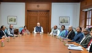PM Modi holds high level CCS meet after IAF carries out aerial strikes in PoK