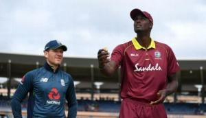 Rain prevents third ODI between Windies and England