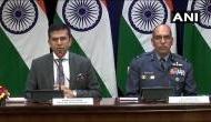भारत का एक विमान पाकिस्तान में गिरा, पायलट लापता : विदेश मंत्रालय