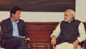 Imran Khan congratulates PM Modi for landslide victory, says, 'looks forward to India-Pakistan peace efforts'