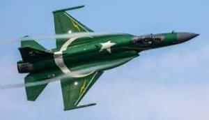 पाकिस्तानी वायुसेना के F-16 को सेना ने मार गिराया, भारतीय सीमा का किया था उल्लंघन