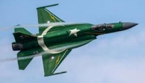 IAF on High Alert! Two Pakistani jets detected near LoC in J&K's Poonch sector