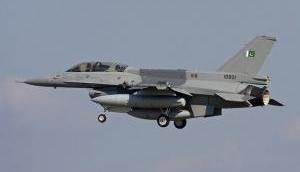 Pakistan Violates LoC: Pak's F-16 shot down near Nowshera; pilot's condition unknown