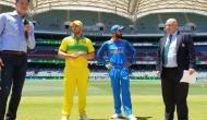 INDvAUS: ऑस्ट्रेलिया ने टॉस जीतकर चुनी बल्लेबाजी, टीम इंडिया को जितवाएंगे ये धुरंधर !