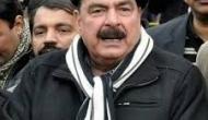 Pakistani minister Sheikh Rashid Ahmad says next 72 hours crucial