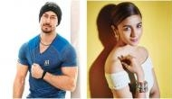 Tiger Shroff is all set to shake a leg with Alia Bhatt; courtesy Student Of The Year 2