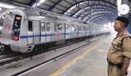 Woman jumps off in front of train at Noida Sector 16 metro, commits suicide