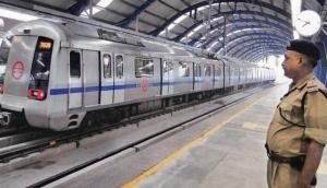 Woman commits suicide by jumping in front of Delhi metro train