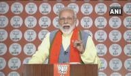 PM Modi: Congress believed in insulting institutions, its desire for power cost nation greatly