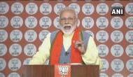 In Odisha, PM Modi cites govt's successes in space and on ground, seeks mandate again