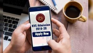 KVS Admission 2019: Alert! Only few hours left for online registration process; know schedule