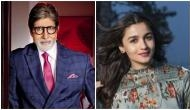 Brahmastra actors Alia Bhatt, Amitabh Bachchan deleted posts from Instagram due to Indo-Pak tension